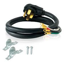 range plug wiring wiring diagrams schema everbilt 4 ft 6 8 4 wire electric range plug 61245hd the home depot gas range plug wiring range plug wiring
