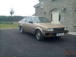 1982 Toyota Corolla 1.6 sr