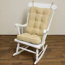 white wooden rocking chair. Wooden Rocking Chair Pads White