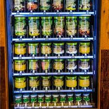 Healthy Food Vending Machines Inspiration Healthy Lunch Options Salad Vending Machine Shape Magazine