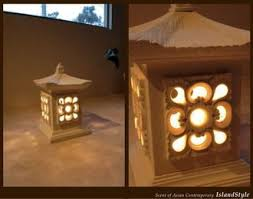 asian lighting. modern asian interiors and lighting indirect lamps bali garden outdoor stone lights 1 e