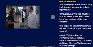 Greys Anatomy Tumblr Post Greys Anatomy Owen Hunt Teddy