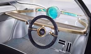 Каким будет автомобиль будущего и как его видят авто производители  предполагаемый салон автомобиля будущего полный минимализм