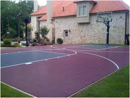 backyard ideas basketball court. large image for outstanding design your court 37 basketball backyard cost ideas