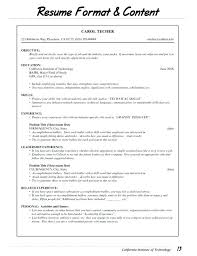 Various Resume Formats Types Of Resume Formats Resume Format Types Resume Format Resume