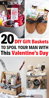 gift baskets for men 20 diy gift