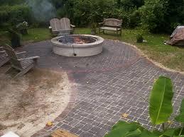 paver u2026 simple brick patio designs23 patio