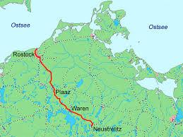 Neustrelitz–Warnemünde railway