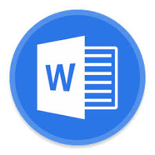 microsoft word icon word icons download 154 free word icons here