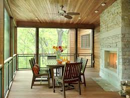 screened in porch fireplace screen porch ideas porch contemporary with enclosed porch wood ceiling screened porch
