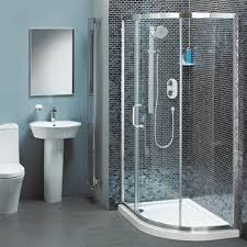 What's the difference between a quadrant shower and other types of shower?