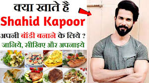 Anil Kapoor Daily Diet Chart Indian Bollywood Superstar Shahid Kapoors Diet Plan In Hindi Celebrity Diet Plan