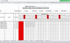 Namun untuk masalah fleksibelitas absensi manual masih sering dipakai untuk karyawan lapangan dan shifting. Cara Buat Absensi Karyawan Di Excel Cute766