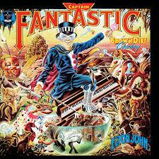 <b>Elton John</b>: <b>Captain</b> Fantastic And The Brown Dirt Cowboy - Music ...