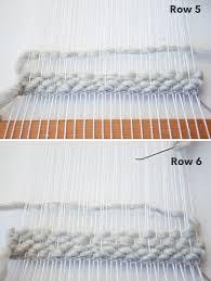 Weaving Loom Patterns Inspiration Weaving Techniques Double Diamond Pattern The Weaving Loom