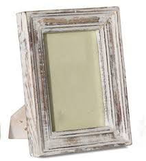 white washed mango wood. Whitewashed Mango Wood Frame, 5 X 7\ White Washed