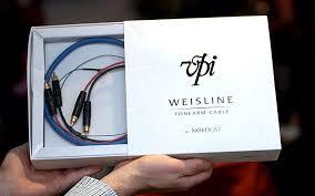 VPI выбирает <b>кабель для тонарма</b> от <b>Nordost</b> – Barnsly Sound Blog