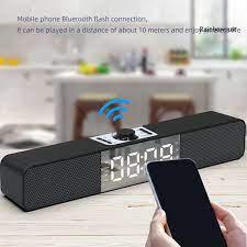 Loa Bluetooth Không Dây Âm Thanh Siêu Trầm Rb-Q10 - Loa Bluetooth