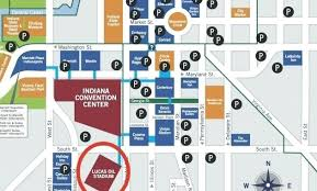 Lucas Oil Stadium Seating Map Meembee Club