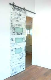 frosted glass sliding barn door frosted glass sliding barn door aspiration doors intended for with regard
