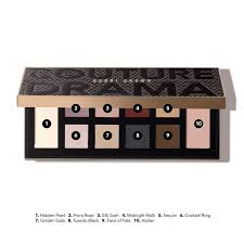 The new <b>Couture</b> Drama Palette by <b>Bobbi Brown</b> lets you shade ...