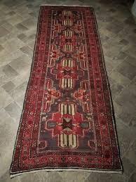 4 x 10 rug runner decorative runner 4 x aged handmade 4 x 10 rug runner
