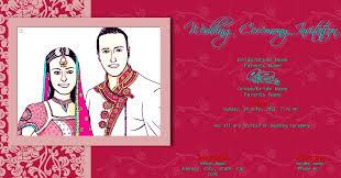 Wedding Invitations Indian Style Wedding Invitations
