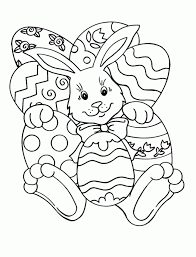 Easter Coloring Pages - Best Coloring Pages For Kids regarding ...
