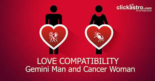 Capricorn Man With Cancer Woman Love Match Chart Gemini Man And Cancer Woman Love Compatibility From