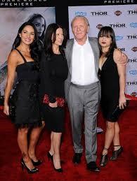 anthony hopkins family. Interesting Family U0027Thor The Dark Worldu0027 Premieres In Hollywood U0027 And Anthony Hopkins Family K