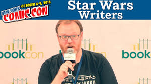 Writers Round Table Star Wars Presents A Writers Roundtable Panel New York Comic