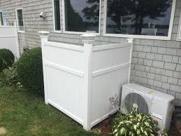 Lattice Air Conditioner Screen Outdoor Air Conditioner Enclosure The Best Air 2017