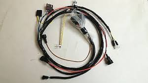 1969 camaro forward front light wiring harness warning lights 1967 camaro engine starter wiring harness v8 283 302 327 350 warning lights