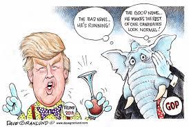 The Donald Trump Itch Scratcher Cartoons via Relatably.com