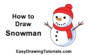 Become a member of easy peasy and fun membership and gain access to our the snowman is a simple yet cute design. 10 Best For Christmas Easy Simple Snowman Drawing Invisible Blogger