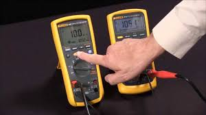 Fluke Tester Comparison Chart How To Measure Insulation Resistance With The Fluke 1587