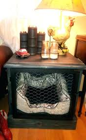 side table dog bed end into beds large size of crate coffee instructions octagon