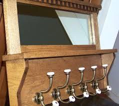 Coat Hook Rack With Mirror Coat Hanger With Mirror Coat Racks Coat Rack With Mirror And Shelf 29