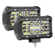 Truck Work Lights Led Pods 5 Inch Akd Part 210w Led Cubes Work Lights Light Bar Pods Fog Light Led Flood Lights Spot Combo Lights Led Truck Lights Off Road Driving