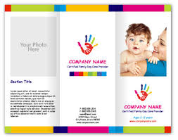 Day Care Brochure Magdalene Project Org
