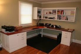 custom desks for home office. Custom Desk, With Shelving Above Traditional-home-office Desks For Home Office F