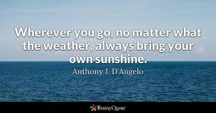 Weather Quotes Stunning Weather Quotes BrainyQuote