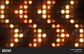 Arrow Led Flood Light Flashing Lights Bulb Image Photo Free Trial Bigstock