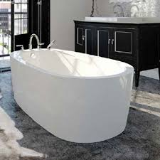 bathtubs idea cool 52 inch bathtub home ideas with cabinet and sink and curtains and