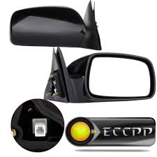 Eccpp Left + Right Side View Mirrors Pair Set For 2007 2011 Toyota ...