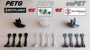 ТЕСТ PETG. Bestfilament, Syn Tech, MonoFilament. <b>3D</b>-ПЕЧАТЬ ...