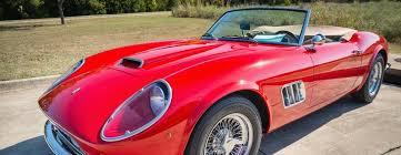 Ferrari Classic Car Munich München