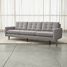 american made couches. Contemporary Couches Petrie 100 To American Made Couches Crate And Barrel