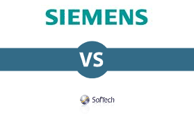 Plm Vendor Comparison Chart Siemens Teamcenter Vs Softech Productcenter Product