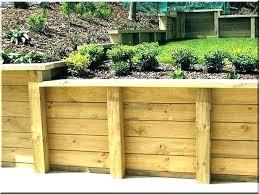retaining walls wooden wood retaining wall post spacing best wood for retaining wall wood retaining wall wood retaining wall wood retaining wall